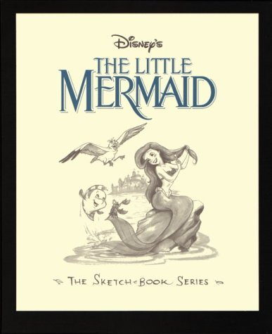 9781557093448: Walt Disney's Little Mermaid: The Sketchbooks Series