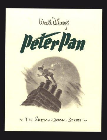 Peter Pan Sketchbook (Sketchbook Series) Signed by 8 Illustrators: Johnston, Milton Kahl, Frank ...