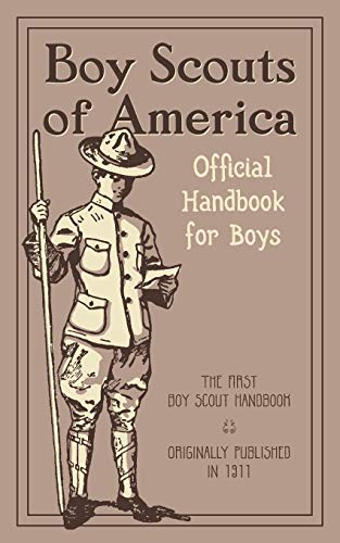 9781557094414: The Official Handbook for Boys