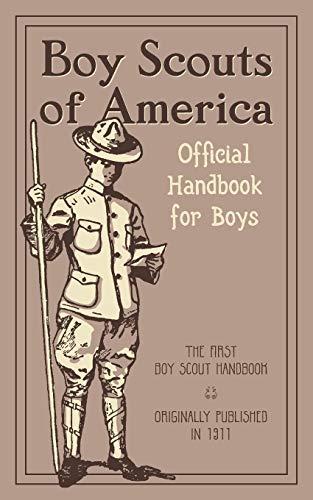 9781557094414: The Official Handbook for Boys