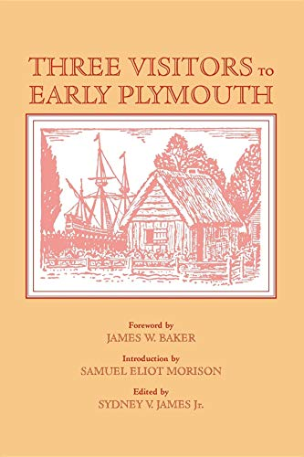 Three Visitors to Early Plymouth: Emmanuel Altham