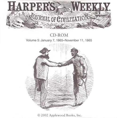 Harper's Weekly CD 1865