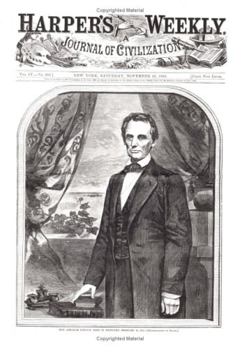 9781557096005: Harper's Weekly November 10, 1860