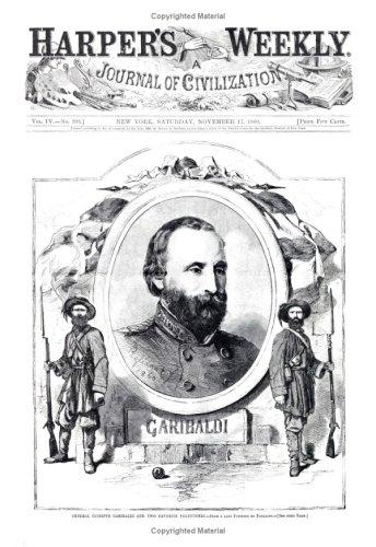Harper's Weekly November 17, 1860 (Miscellaneous Print): Harper's Weekly Staff