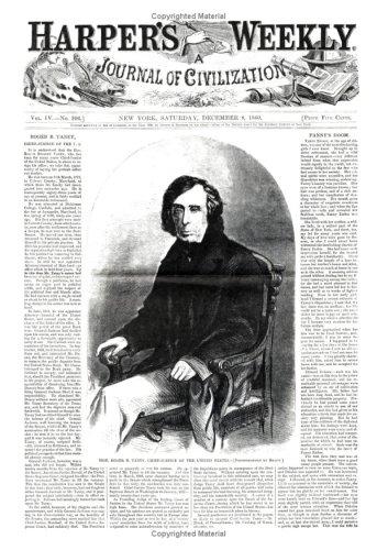 9781557096043: Harper's Weekly December 8, 1860