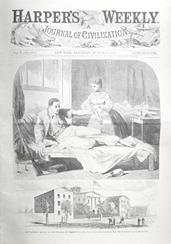 Harper's Weekly August 17, 1861