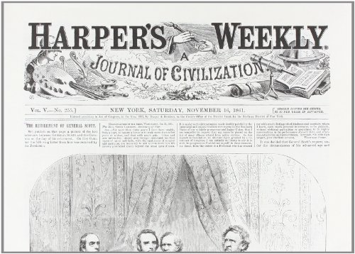 9781557096531: Harper's Weekly November 16, 1861
