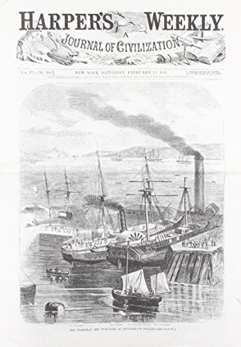 Harper's Weekly February 15, 1862 (Miscellaneous Print): Harper's Weekly Staff