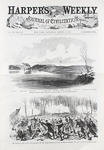 Harper's Weekly March 15, 1862 (Miscellaneous Print): Harper's Weekly Staff