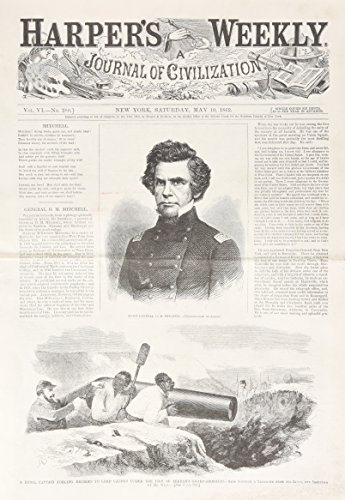 Harper's Weekly May 10, 1862 (Miscellaneous Print): Harper's Weekly Staff