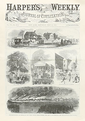 Harper's Weekly May 24, 1862 (Miscellaneous Print): Harper's Weekly Staff