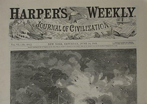 Harper's Weekly June 14, 1862 (Miscellaneous Print): Harper's Weekly Staff