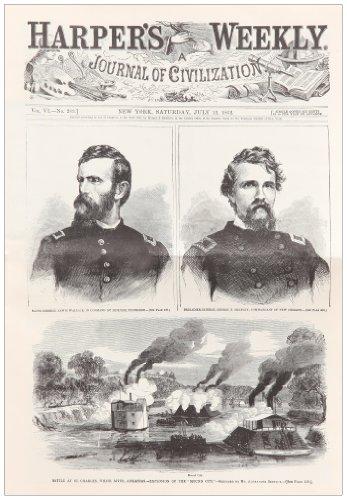 9781557096876: Harper's Weekly July 12, 1862