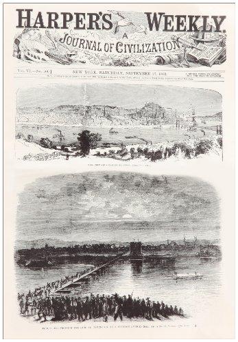 Harper's Weekly September 27, 1862 (Miscellaneous Print): Harper's Weekly Staff