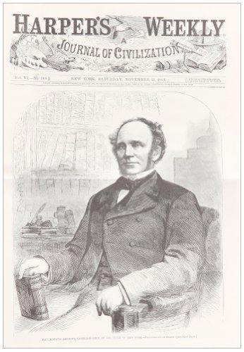 Harper's Weekly November 22, 1862