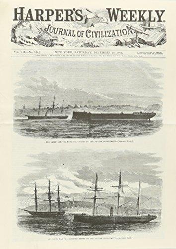 Harper's Weekly December 19, 1863 (Miscellaneous Print): Harper's Weekly Staff
