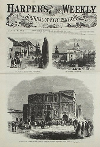Harper's Weekly January 30, 1864 (Miscellaneous Print): Harper's Weekly Staff