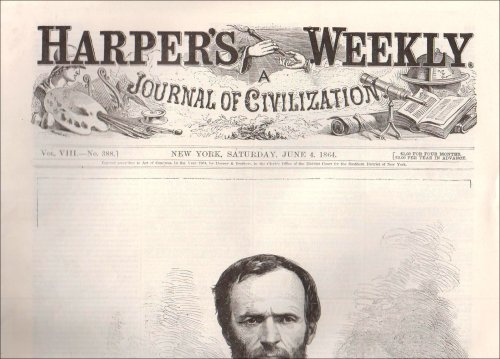 9781557097866: Harper's Weekly June 4, 1864