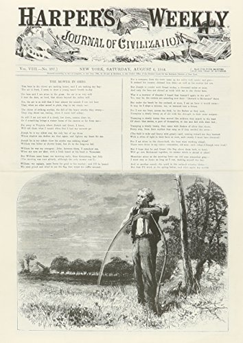 Harper's Weekly August 6, 1864 (Miscellaneous Print): Harper's Weekly Staff
