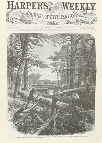 Harper's Weekly March 4, 1865 (Miscellaneous Print): Harper's Weekly Staff