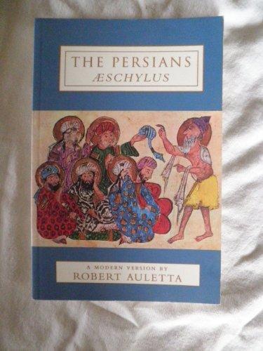 9781557131355: The Persians (American Theatre in Literature Program)