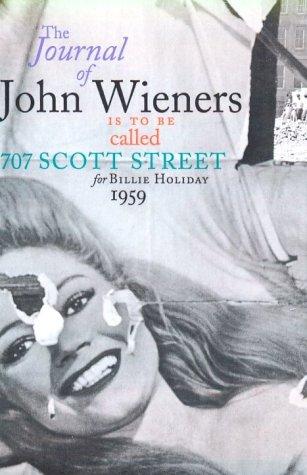 9781557132529: 707 Scott Street: The Journal of John Wieners (Sun & Moon Classics)
