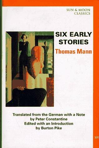 9781557132987: Six Early Stories (Sun & Moon Classics)
