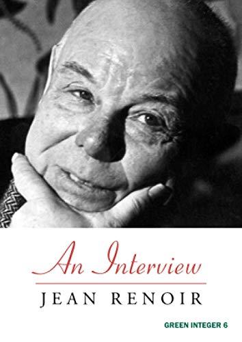 An Interview (Green Integer): Renoir, Jean