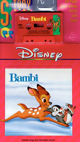 9781557230089: Bambi (Disney) (Book and Tape)