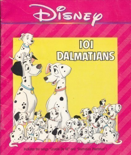 9781557230201: 101 Dalmatians (Read-Along) (Book and Tape)