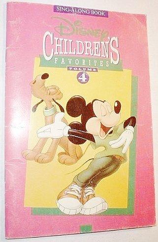 9781557230294: Children's Favorite Songs Vol 4