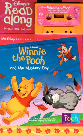 9781557231741: Winnie the Pooh and the Bluestery Day