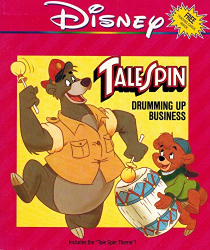 Drumming Up Business--With Book (1557232245) by Walt Disney Productions