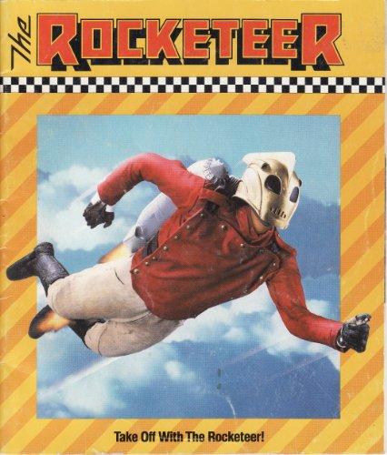 Rocketeer Read-Along: Walt Disney Productions