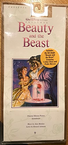 9781557232625: Beauty and the Beast Original Motion Picture Soundtrack