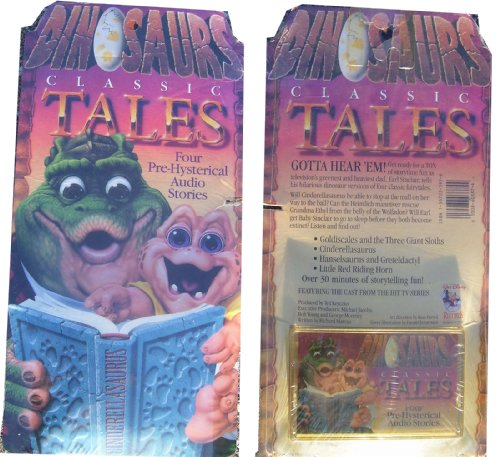 9781557233929: Dinosaurs Classic Tales: Includes Goldiscales and the Three Giant Sloths, Cinderellasaurus, ...