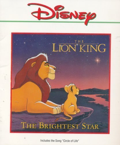 Lion King Read-Along: The Brightest Star with: Walt Disney Productions