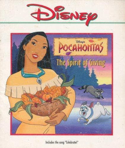 Pocahontas: The Spirit of Christmas (Book &: Walt Disney Productions