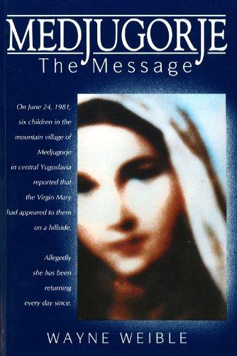 9781557250094: Medjugorje the Message (Christian Classics)