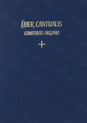 Liber Cantualis (Latin Edition): Monks of Solesmes