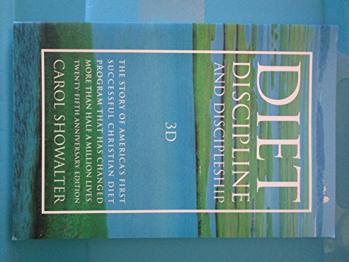 9781557252036: 3D: Diet, Discipline and Discipleship