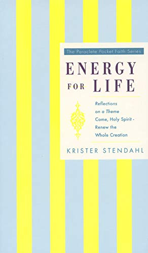9781557252333: Energy for Life