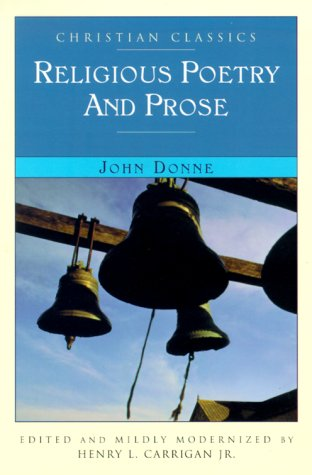 Religious Poetry and Prose (Living Library): John Donne