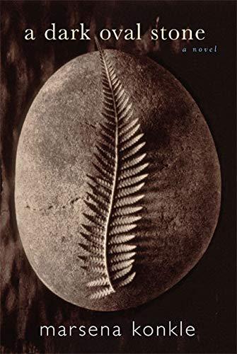 9781557254276: A Dark Oval Stone: Novel