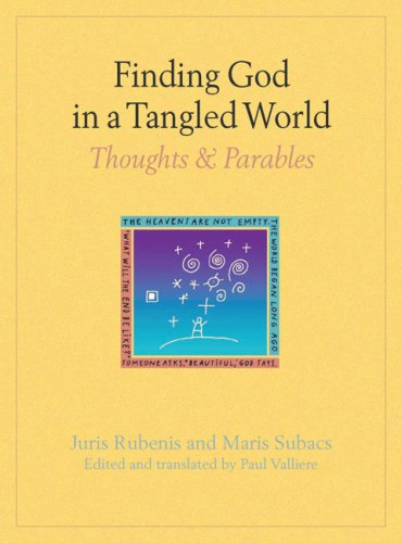 9781557254955: Finding God in a Tangled World: Thoughts & Parables