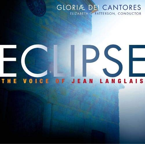 9781557255457: Eclipse: The Voice of Jean Langlais (Latin Edition)