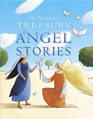 9781557255723: The Paraclete Treasury of Angel Stories