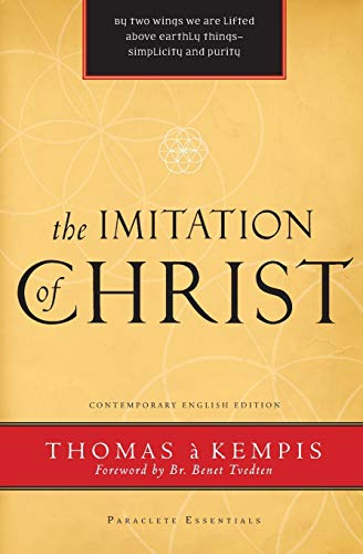 9781557256089: The Imitation of Christ (Paraclete Essential)