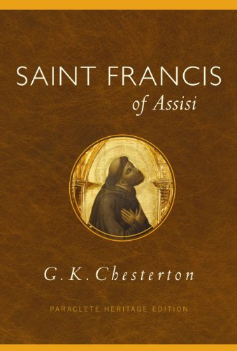 9781557256645: Saint Francis of Assisi: Paraclete Heritage Edition