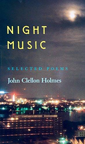 Night Music. Selected Poems: Holmes, John Clellon